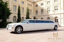 Chrysler 300 Super Stretch Limousine